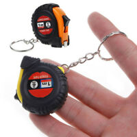 1pc Retractable Metric/ Feet/ Inches Measuring Tape Measure Tool 1m/3.28Ft/39""