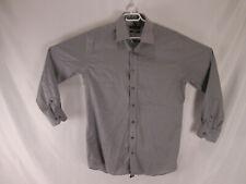 Bellissimo Men's Long Sleeve Dress / Casual Shirt Size 16 1/2 T 34/35