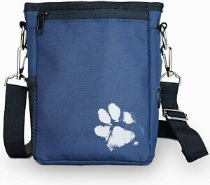 Dog Treat Pouch, Dog Walking Bag for All Your Essential Items-UK