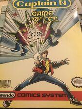 Valiant Comics Captain N The Game Master Vol 1 No 3 Nintendo System 1990