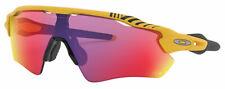 Oakley Radar EV Path - TDF Matte Yellow - Prizm Road Sunglasses - OO9208-7638
