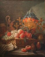 "high quality oil painting  handpainted on canvas ""still life with fruits"""