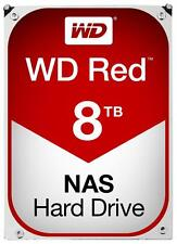 "Western Digital Wd Rojo nas 3.5"" Disco duro interno SATA 6gb/s 8tb 5400rpm"