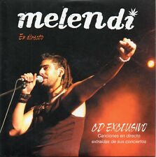 "MELENDI ""EN DIRECTO-CD EXCLUSIVO"" RARE SPANISH PROMO CD MAXI / EXTREMODURO - NEW"