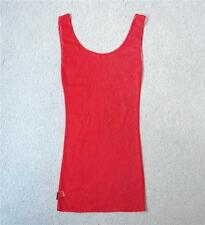 Stretch Collarless Sleeveless Other Tops for Women