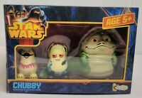 Brand New Star Wars Chubbies Jabba's Palace (2014) Figurine Pack DAMAGED BOX