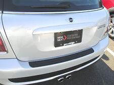 Rear Bumper Top Protector Fits 2002 2015 02 - 15 Mini Cooper Roadster