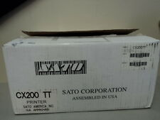 DRIVERS: SATO CX208TT