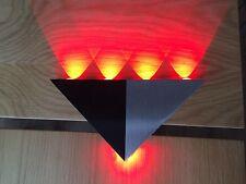 LED 5w Lámpara de pared pie ajuste 9848 red green AZUL ROSA BLANCO rbgpw