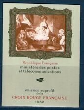 CARNET CROIX ROUGE 1962 NEUF ** - COTE 47 EUROS - N° 2