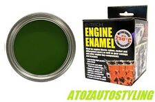 E-TECH GREEN Engine Block Enamel PAINT Valves Racing Green 250 ml <<NEW>>