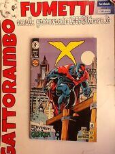 X N.4 Benvenuto Nella Giugla - Star Comics Buono