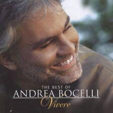 CD de musique classique vocaux Andrea Bocelli