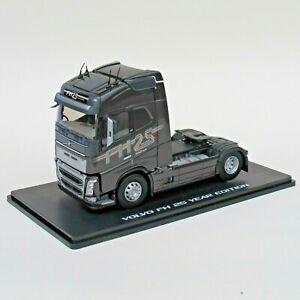 Volvo FH 750 tracteur 1/43 25 year edition gris anthracite mét. - Eligor 112508