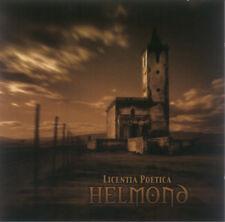 HELMOND - Licentia Poetica CD Von Thronstahl Blood Axis A Challenge Of Honour