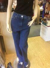 DOMINEW SPORT blue denim jean size 12 new Italian brand