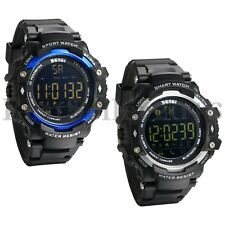 Men Women Smart Sports Multi-function Watch w Calorie Pedometer Bluetooth Call