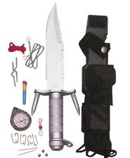 Rothco Ramster Survival Kit Knife 3052