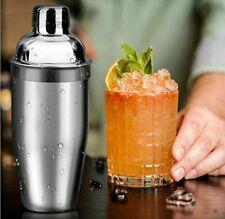 Professional Bartender Stainless Steel Cocktail Drink Shaker 500ml