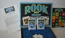 ROOK PLUS Wild Bird CARD Game 1994 Parker Brothers COMPLETE Vintage CHIPS Bingo