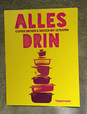 "Tupperware - Kochbuch ""ALLES DRIN"" - E51"