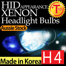 H4 Globes 100 90W Bulb Headlights Xenon HID 12V T10 Tail Crystal Vision White