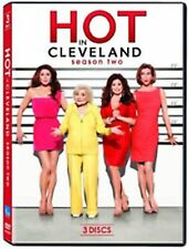 Hot in Cleveland Season 2 Two DVD 3 disc set NEW factory sealed