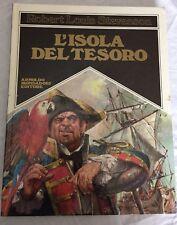 1981 Stevenson L'isola del Tesoro Illustrata A. Ciriello, Mondadori Prima Ediz