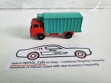 Error Lesney Matchbox #44 Refrigerator Truck 1967 - With Manufacturer Error