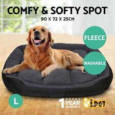 Fleece Foldable Dog Baskets