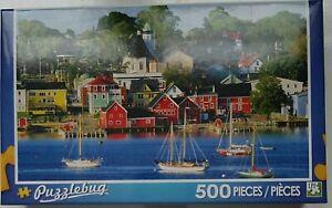 Nova Scotia 500 Piece Puzzle - NEW