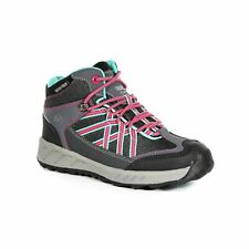 Regatta Kids' Samaris Waterproof Walking Boots - Grey Granite Duchess