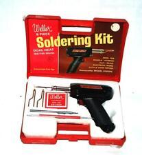 Vintage Weller Model 8200 N Soldering Solder Gun Kit Withcase 100140 Watts