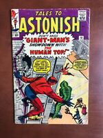 Tales to Astonish #51 (1964) 5.5 VG Marvel Key Issue Silver Age Man Wasp Stan Le