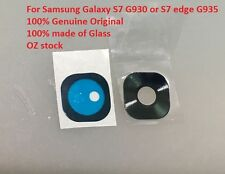 100% Original Genuine Camera Glass Lens - Samsung Galaxy S7 G930, S7 edge G935