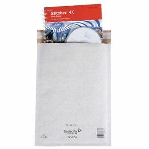 Sealed Air LL Mail Lite Plus Mailing Bags 330 x 230 mm Box 50 jiffy envelopes...