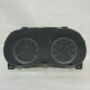 12 13 14 Hyundai Accent Speedometer Cluster MPH US Market 940011R010