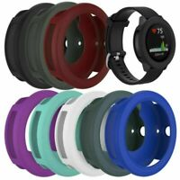 Silikon für Garmin Vivoactive 3 Uhr Schutzhülle Armband Cover Case Shell Ersatz