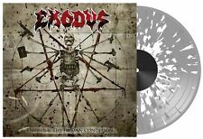 2 LP EXODUS - EXHIBIT B: THE HUMAN CONDITION - GREY - WHITE SPLATTER