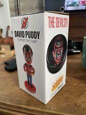 Brand New New Jersey Devils - David Puddy Bobblehead - Seinfeld