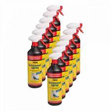 12 x Pufas Schimmelspray 250ml Schimmelentferner Schimmel-Ex mit Aktivchlor