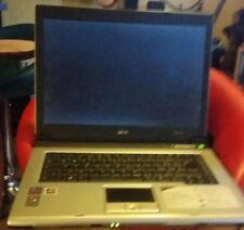 Acer aspire 1681 Notebook Pc Portatile Intel Centrino più borsa Trust tracolla