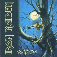 "IRON MAIDEN ""FEAR OF THE DARK"" CD ENHANCED NEUWARE!!!!!"