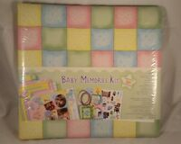 Baby Memories Kit Baby Album Frames Tags Die Cuts Stickers