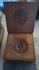 New listing antique wooden potty chair