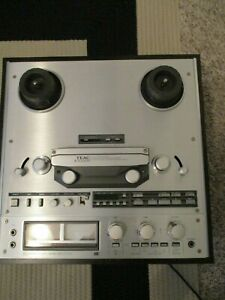 TEAC X-1000R REEL TO REEL TAPE RECORDER ***ONE OWNER***