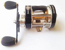 Mingyang MC500 baitcasting reel 6 BB Right Hand fishing tackle GR 5.3:1 Black