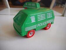 Vikingplast VW Volkswagen Transporter T3 Police in Green