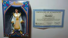 Disney Figurines Aladin Walt Disney Co Authentic Special 1st Issue+Certificate