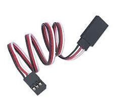 2x 250mm Futaba Servo Extensión Cables Vapextech